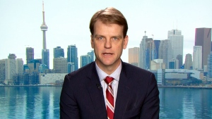 Citizenship and Immigration Minister Chris Alexander appears on CTV's Question Period on Sunday, Nov. 17, 2013.