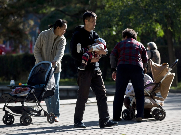 China on-child policy