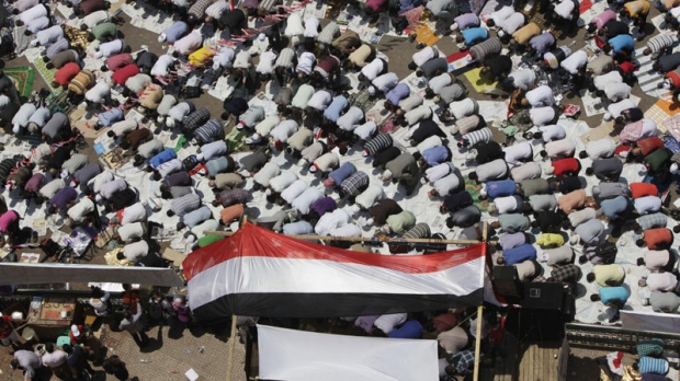 Egyptians rally, demand trials for police shooters | CTV News