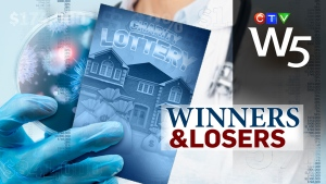 W5's investigation into charity lotteries