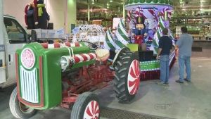 CTV Winnipeg: Santa Claus Parade