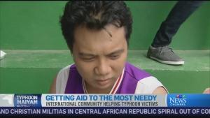 CTV News Channel: Survivors receiving help