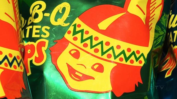 quebec chip company faces criticism for native logo ctv news