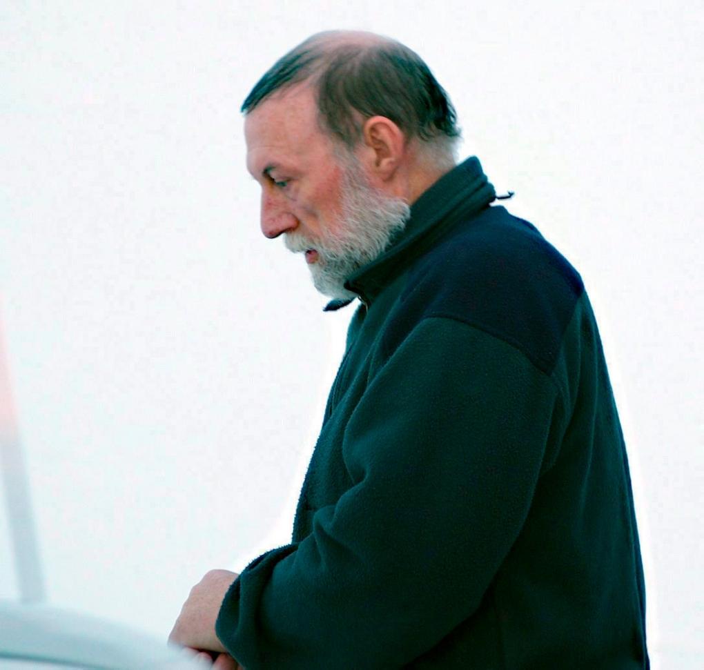 Catholic priest Eric Dejaeger
