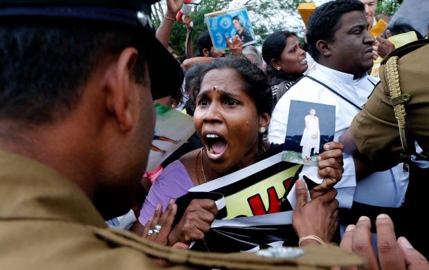 Tamils remain fearful in Sri Lanka