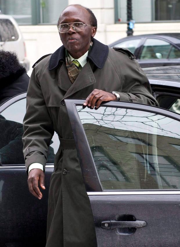 Leon Mugesera on trial