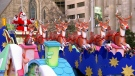 Toronto's 109th Santa Claus parade