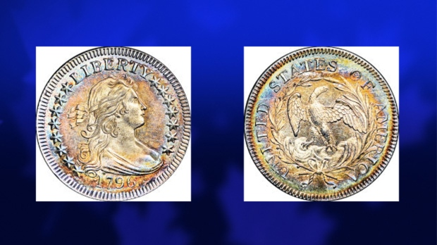 U.S. man sells coins for $23 million