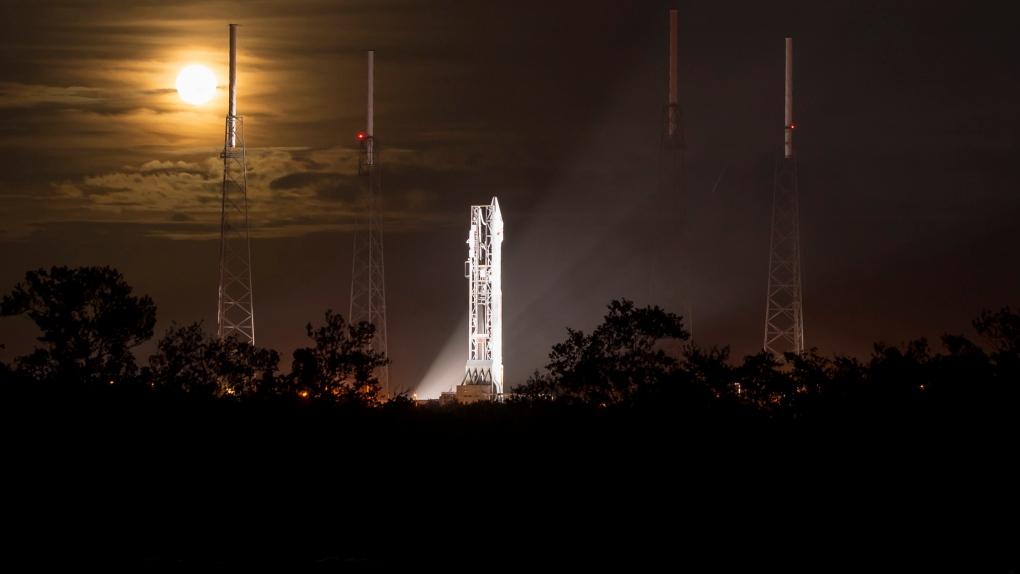 Nasa aims for Mars