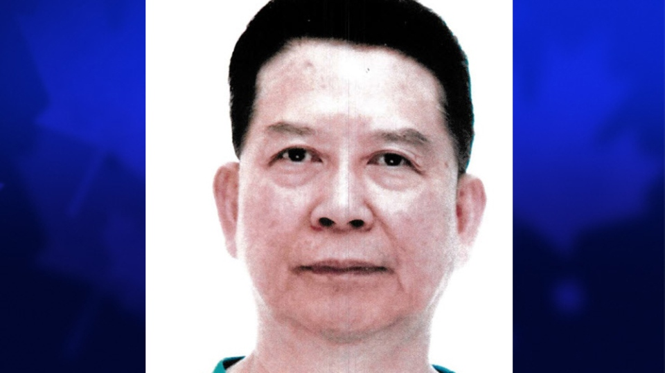 Authorities returned Tung Sheng Wu to Metro Vancouver from Toronto late Thursday afternoon. While on the run from authorities, he was convicted of contempt of court and sentenced to six months in jail. (CP / HO)