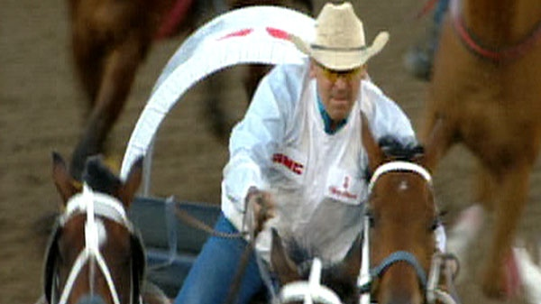 A second horse has died after fracturing its leg at the 2011 Calgary Stampede during a chuckwagon race.