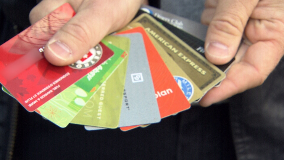 Market research has found the average Canadian has more than eight loyalty cards and that's like money in the bank.