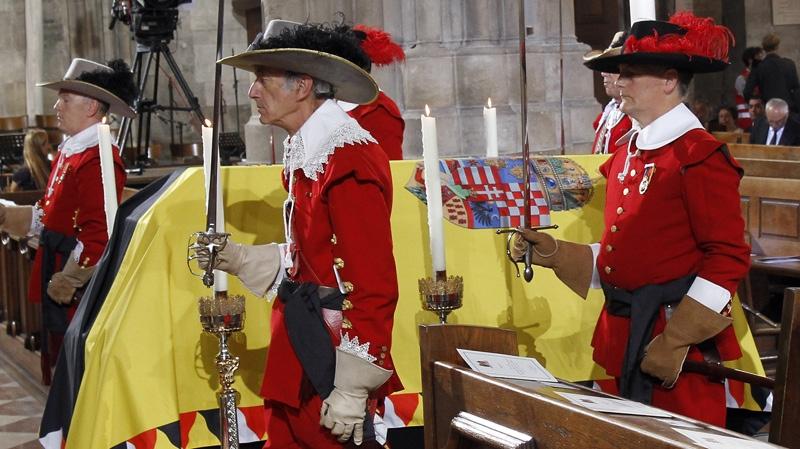 Habsburg Buried In Elaborate Funeral Ceremony Ctv News