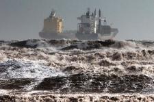 Sardinia storm