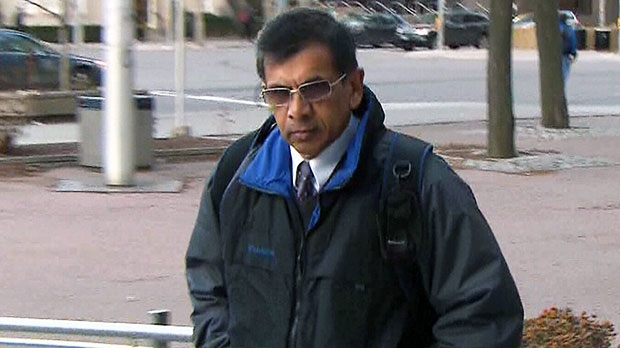 George Doodnaught found guilty