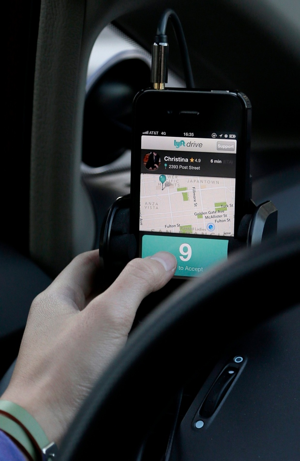 Using Uber To Pay Off A New Car