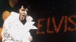 This 1972 file photo shows Elvis Presley during a performance.  (AP Photo, files) (AP Photo, file)