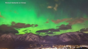CTV News Channel: Northern Lights project