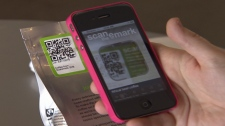 QR, or quick response, codes are popping up on all kinds of products and advertisements. July 18, 2011.