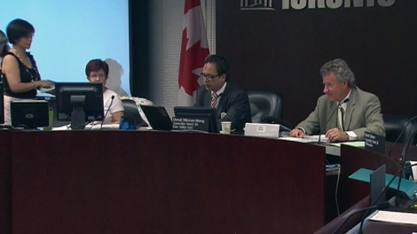 City council kicked off the first of many meetings slated to discuss KPMG's core service review on Monday.
