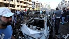 Beirut suicide bombing