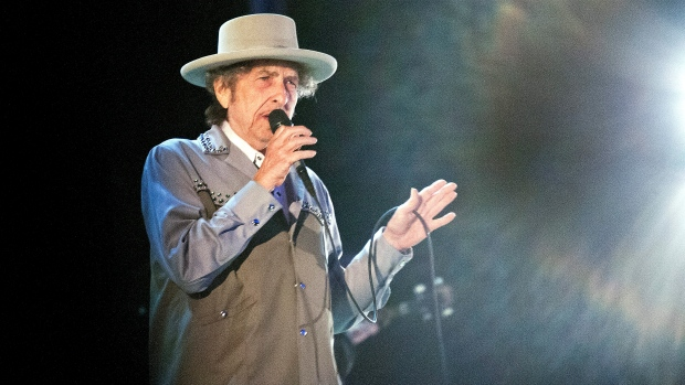 Blowin' in the wind: Lost interviews hold new Dylan insights
