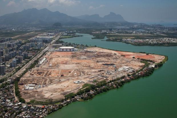 Environmental concersn ahead of Rio Olympics