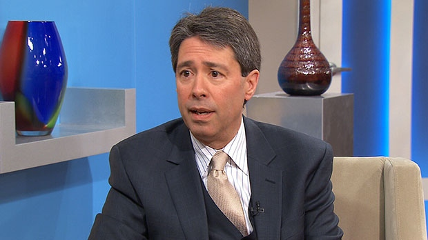 George Carpenter, the CEO of CNS Response, speaks on Canada AM, Wednesday, Nov. 20, 2013.