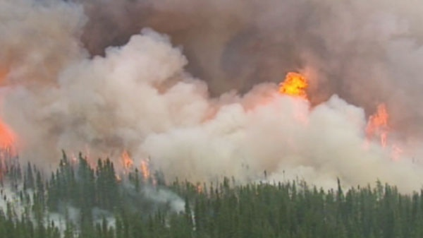 More than 30 new blazes are expected over the coming days.