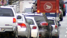 A poll released Monday found three out of four Canadians surveyed felt drivers are showing more annoying habits.