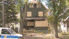 An investigation following the fire led to the arrest of a 40-year-old suspect.