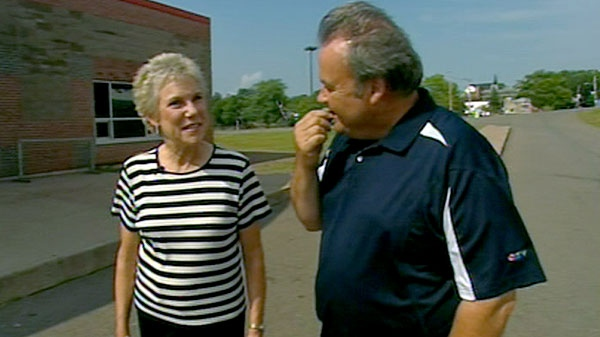 Anne Murray is seen in Springhill, N.S. Monday, July 18, 2011.
