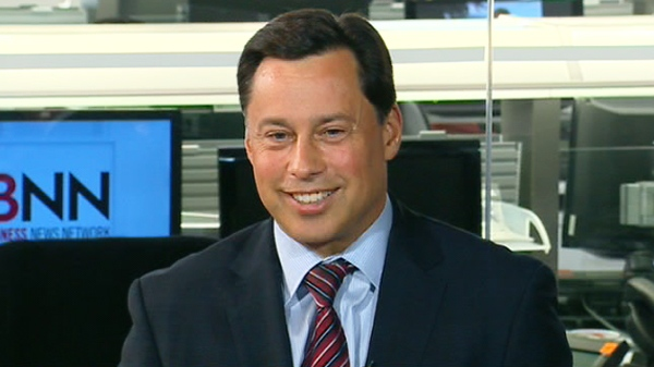 Brad Duguid, the Ontario minister of energy appears on CTV News Channel on Tuesday, July 19, 2011.