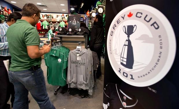 Grey Cup merchandise