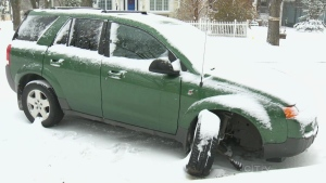 CTV Winnipeg: Making winter driving safe