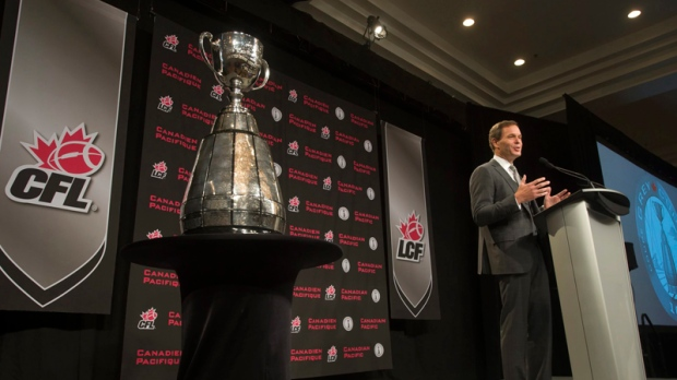 Mark Cohon on CFL, TV deal