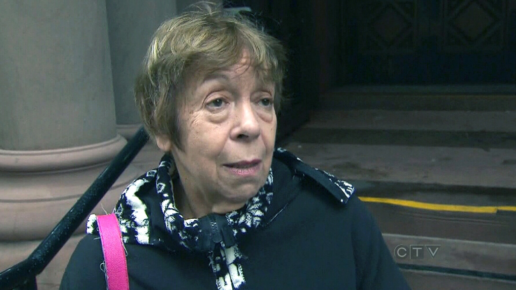 Janet Churnin in court for refusing to fill census