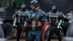 Chris Evens in Paramount Pictures' 'Captain America: The First Avenger.'