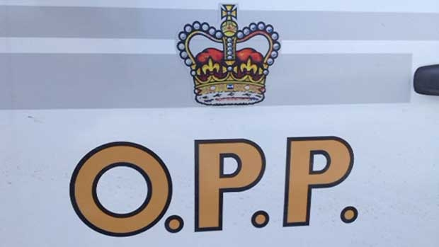 OPP are investigating after a multi-vehicle collision on Hwy. 7. (Scott Miller / CTV London)