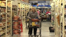 CTV consumer reporter Lynda Steele took a trip to Bellingham to find out the best deals on groceries. July 20, 2011.