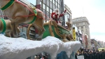 CTV Montreal: Santa Claus Parade wows crowd
