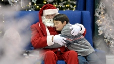 Malls offering kids with autism Santa photos