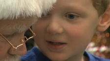 Malls offer autism-friendly visits with Santa