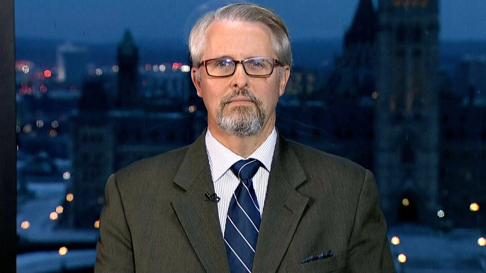 John Mundy, former Canadian ambassador to Iran, appears on Canada AM from CTV studios in Ottawa, Monday, Nov. 25, 2013.
