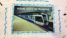 Azur cake