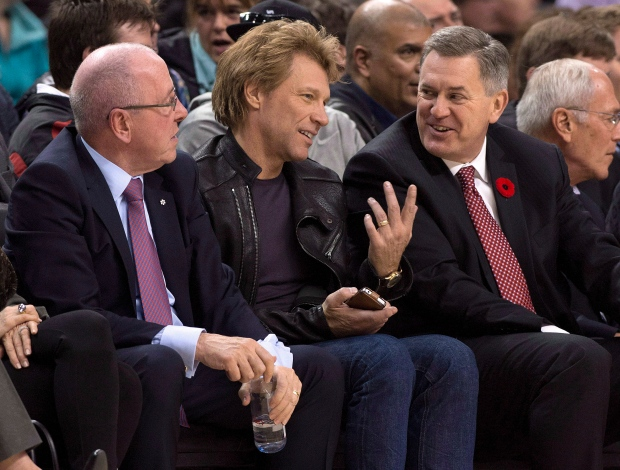 Jon Bon Jovi MLSE NFL owner Toronto Buffalo Bills