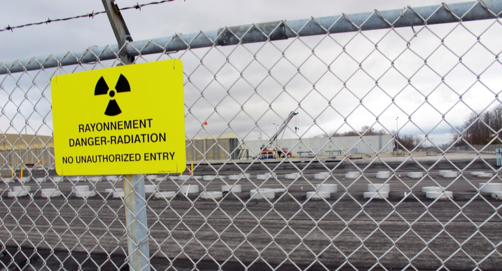 Bruce Power nuclear complex