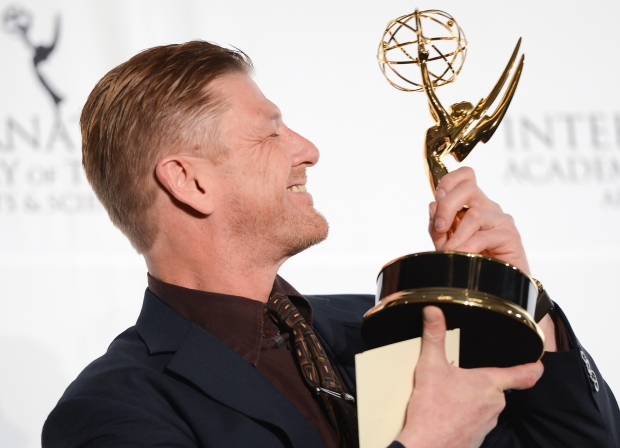 Sean Bean win International Emmy