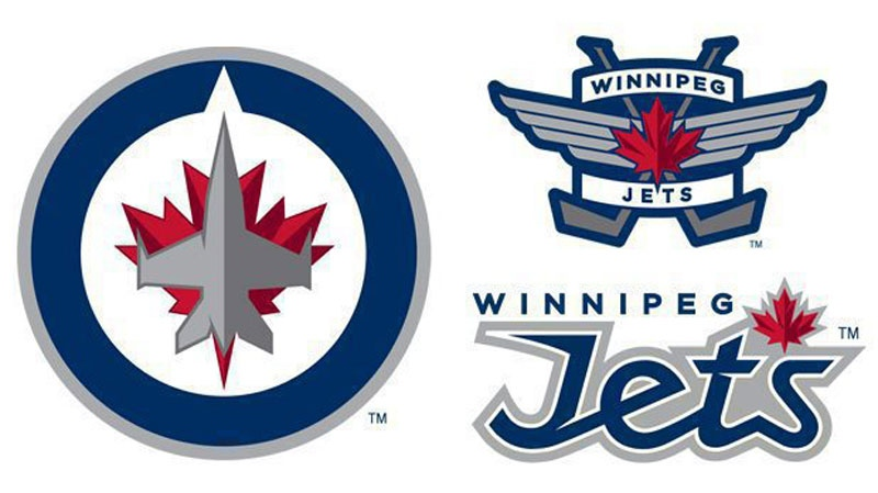 The Winnipeg Jets released their new logo on Friday, July 22, 2011. (Handout Image - Winnipeg Jets / THE CANADIAN PRESS)