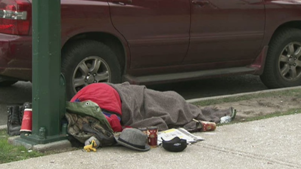 CTV News Channel: Child poverty in Canada